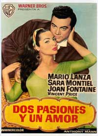 Serenade - 11 x 17 Movie Poster - Spanish Style A