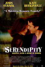 Serendipity - 27 x 40 Movie Poster - Style B