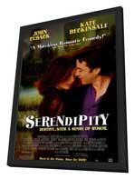 Serendipity - 27 x 40 Movie Poster - Style B - in Deluxe Wood Frame