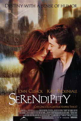 Serendipity - 27 x 40 Movie Poster - Style A