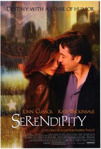 Serendipity - 43 x 62 Movie Poster - Bus Shelter Style A