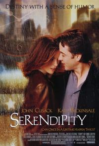 Serendipity - 11 x 17 Movie Poster - Style A - Museum Wrapped Canvas