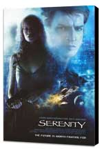 Serenity - 27 x 40 Movie Poster - Style A - Museum Wrapped Canvas