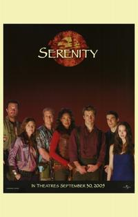 Serenity - 11 x 17 Movie Poster - Style A