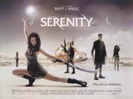 Serenity - 11 x 17 Movie Poster - Style E