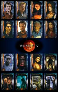 Serenity - 11 x 17 Movie Poster - Style F