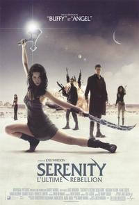 Serenity - 11 x 17 Movie Poster - French Style A