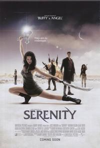 Serenity - 43 x 62 Movie Poster - Bus Shelter Style A