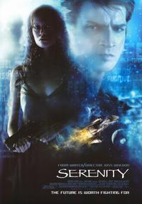 Serenity - 43 x 62 Movie Poster - Bus Shelter Style B