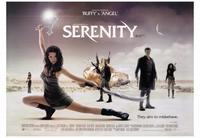 Serenity - 43 x 62 Movie Poster - Bus Shelter Style C