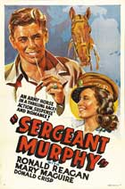 Sergeant Murphy - 11 x 17 Movie Poster - Style A