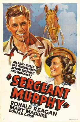 Sergeant Murphy - 27 x 40 Movie Poster - Style A