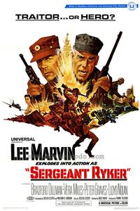 Sergeant Ryker - 43 x 62 Movie Poster - Bus Shelter Style A