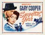 Sergeant York - 11 x 17 Movie Poster - Style B
