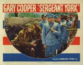 Sergeant York - 11 x 14 Movie Poster - Style C
