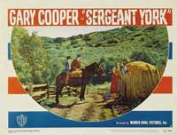 Sergeant York - 11 x 14 Movie Poster - Style G