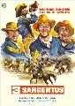 Sergeants 3 - 11 x 17 Movie Poster - Spanish Style B