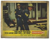 Sergeants 3 - 11 x 14 Movie Poster - Style E