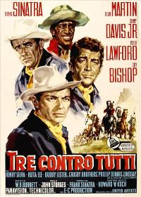 Sergeants 3 - 27 x 40 Movie Poster - Italian Style A