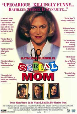 Serial Mom - 11 x 17 Movie Poster - Style A