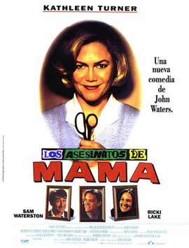 Serial Mom - 11 x 17 Movie Poster - Spanish Style A