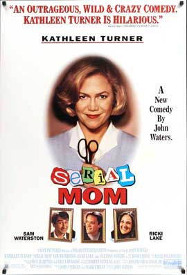 Serial Mom - 11 x 17 Movie Poster - Style B