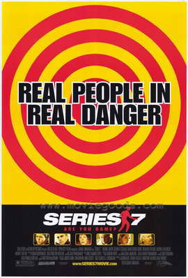 Series 7: The Contenders - 27 x 40 Movie Poster - Style A