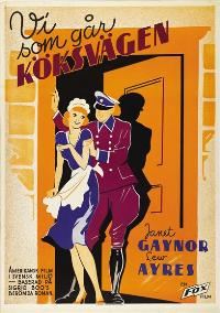 Servants' Entrance - 27 x 40 Movie Poster - Spanish Style A