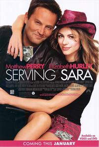 Serving Sara - 11 x 17 Movie Poster - Style A