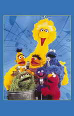 Sesame Street - 11 x 17 TV Poster - Style A