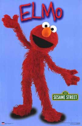 Sesame Street - 11 x 17 TV Poster - Style C