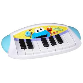 Sesame Street - Lets Rock Cookie Monster Keyboard