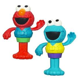 Sesame Street - Silly Swimmers Wave 1 Set