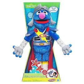 Sesame Street - Plush Super Grover 2.0
