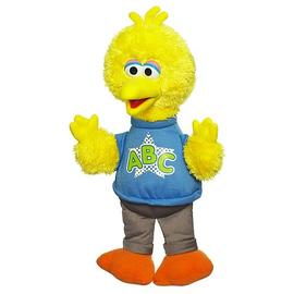 Sesame Street - Talking Rockin' ABC Big Bird Plush