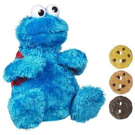 Sesame Street - Count and Crunch Cookie Monster Plush