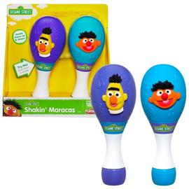 Sesame Street - Shakin Maracas Toy