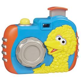 Sesame Street - Big Bird Camera