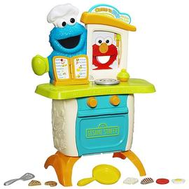 Sesame Street - Cookie Monster Kitchen Cafe