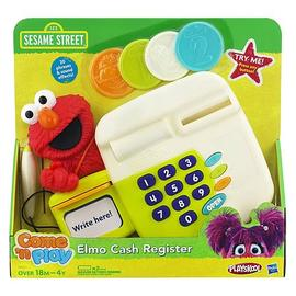 Sesame Street - Elmo Cash Register