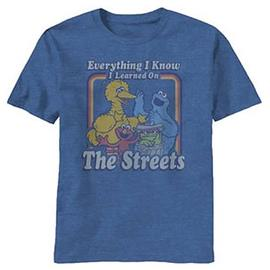 Sesame Street - Everything I Know T-Shirt