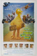 Sesame Street Presents: Follow that Bird - 27 x 40 Movie Poster - Style B