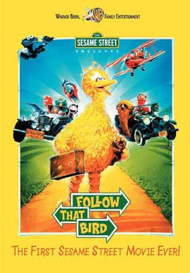 Sesame Street Presents: Follow that Bird - 27 x 40 Movie Poster - Style A