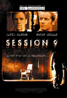Session 9 - 11 x 17 Movie Poster - French Style A