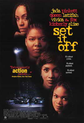 Set It Off - 11 x 17 Movie Poster - Style A