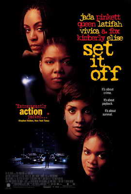 Set It Off - 27 x 40 Movie Poster - Style A