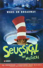 Seussical (Broadway) - 11 x 17 Poster - Style A