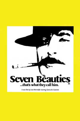 Seven Beauties - 11 x 17 Movie Poster - Style A