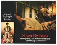 Seven Beauties - 11 x 14 Movie Poster - Style E