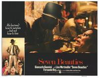 Seven Beauties - 11 x 14 Movie Poster - Style G
